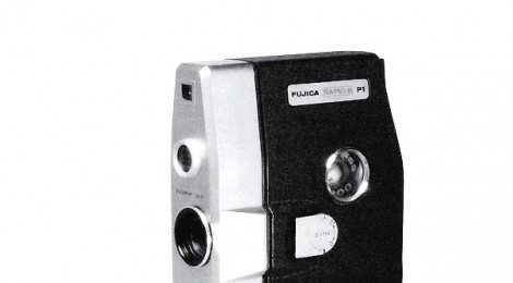 [78] FUJICA RAPID 8 P1 REFLEX MOVIE CAMERA