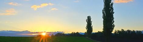 美瑛 赤羽の丘