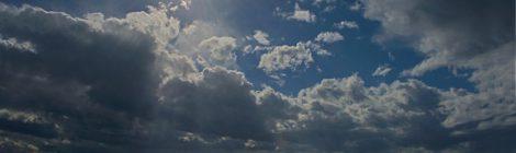 輝くサロマ湖